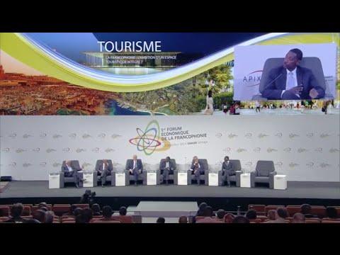 JOUR 2: LA FRANCOPHONIE : L'AMBITION D'UN ESPACE TOURISTIQUE INTEGRÉ ?