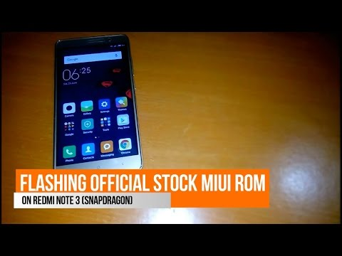 how-to-flash-any-official-miui-7-/-miui-8-rom-on-redmi-note-3(snapdragon)