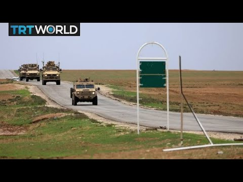 The War in Syria: Turkish forces bolster troops ahead of Syria op