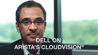 Dell on Arista's CloudVision®