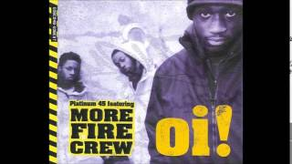 More Fire Crew - Oi - Shy FX Wolf Remix