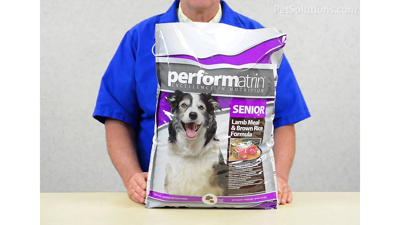 What Is The Rating For Performatrin Dog Food