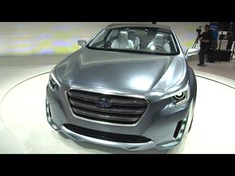 2013 LA Auto Show - Autoline LIVE