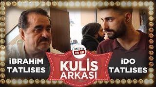 Kulis Arkası - İbrahim Tatlıses & İdo Tatlıses ( MüzikOnair Röportajı ) Video