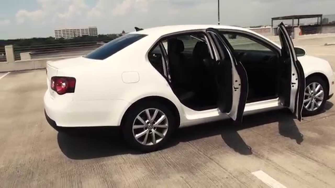 2010 Volkswagen Jetta Review and Road Test - YouTube