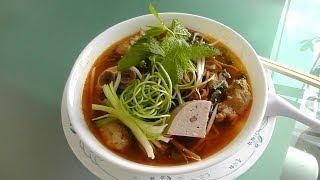 Vietnamese Spicy Beef Noodle Soup | Bún Bò Huế