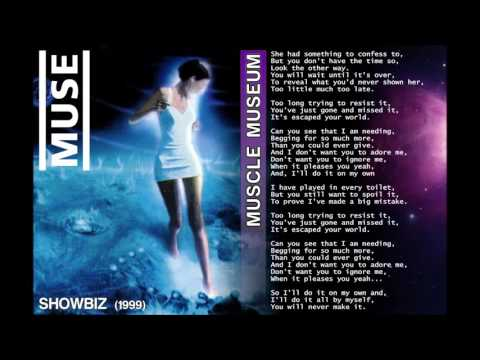 Muse - Showbiz 1999 (full album)