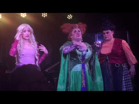 Hocus Pocus Unauthorized Cast - Total Eclipse of the Heart/Holding Out for a Hero (11/12)