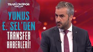 Yunus Emre Trabzonspor'un Transfer Gündemini Açıkladı!   Sörloth, İsmail Köybaşı