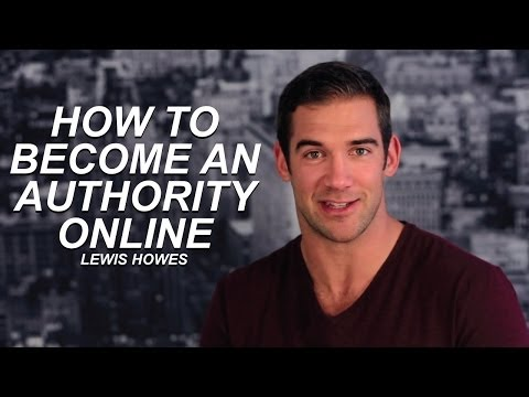 How to Become an Authority Online in 8 Simple Steps (Video)