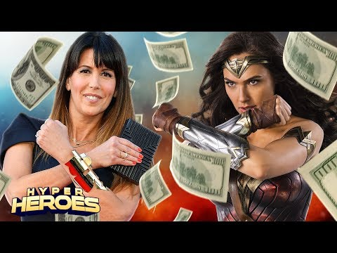 Patty Jenkins Lassos Huge Wonder Woman 2 Deal! – Hyper Heroes