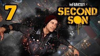 Прохождение Infamous: Second Son (Второй сын) — Часть 7: Разгром тайника