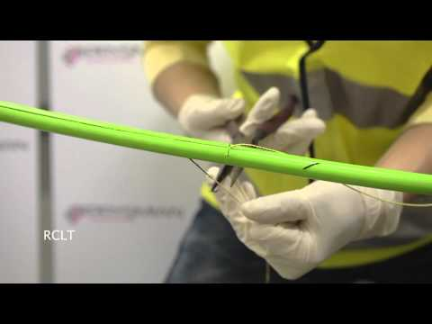 Prysmian Training Video for the Jointing of RCLT Ribbon Fibre Optic Cable