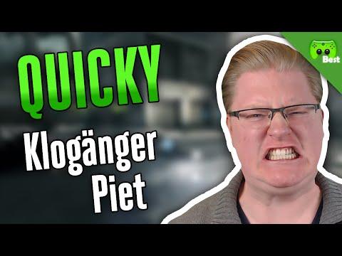 KLOGÄNGER PIET 🎮 Quicky #134 | Best of PietSmiet