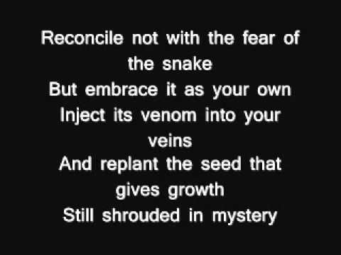 Dimmu Borgir - The Serpentine Offering Lyrics!! - YouTube