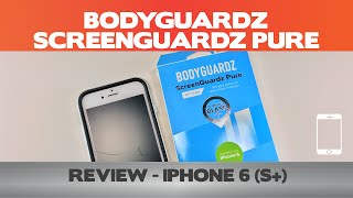 BodyGuardz ScreenGuardz Pure Review - iPhone 6 (s+) - Screen Protectors