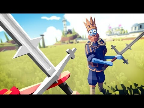 TABS - FIRST PERSON, NEW UNITS & UNIT CUSTOMIZATION SNEAK PEEK! - Totally Accurate Battle Simulator