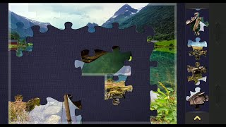 Magic Jigsaw Puzzles (by ZiMAD) - puzzle game for Android and iOS - gameplay. screenshot 3
