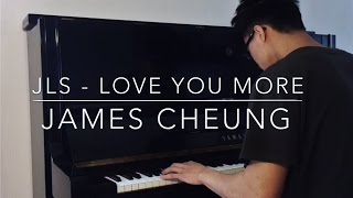 JLS - Love You More (James Cheung Cover)