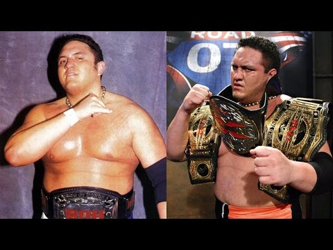 Wrestling Origins: Samoa Joe
