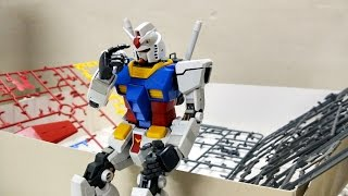 Building : MG RX-78-2 Ver. 3.0