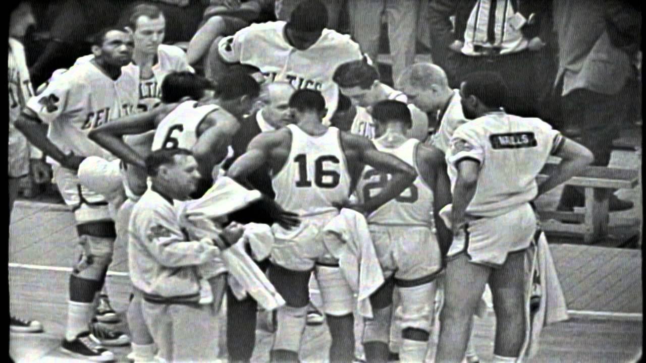 Lakers vs Celtics 1966 NBA Finals Game 7 Highlights – April 28th, 1966