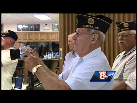 South Pacific veteran receives 9 medals for service