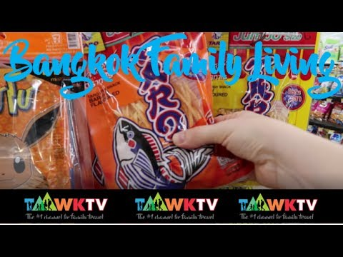 Bangkok Family Living: Shopping and accommodation: Family Travel Mini Guides: TaawkTV