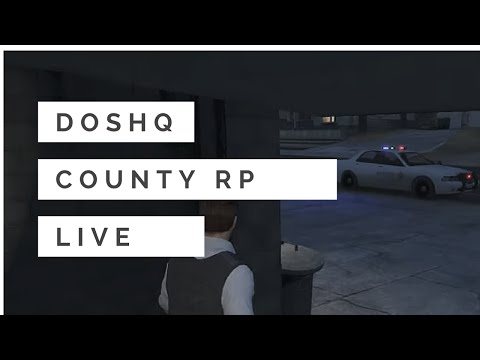 GTA 5 Online | County Role Play #LIVE