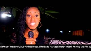 ALL BLACK PARTY IN GHANA 2015 - PROMO
