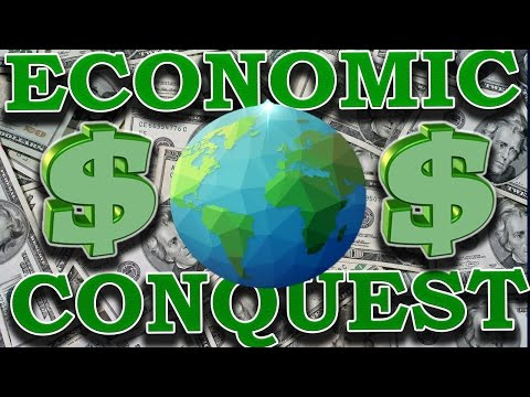 Economic Conquest Gameplay (Part 1): Making It Rain!