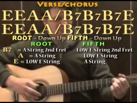 Family Tradition Guitar Lesson How To Play Strum Chord Beginner