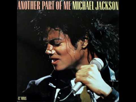 Another Part Of Me Lyrics (Michael Jackson)