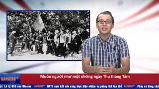 RapNewsPlus 20 đặc biệt về Cách mạng Tháng 8 và Quốc khánh 2-9