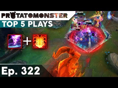 League of Legends Top 5 Plays Week 322 | The Power of Ornn