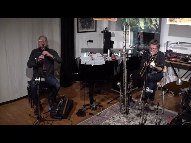 ETUDU-O Udo Schindler & Etienne Rolin 2nd Set 11.Dez.2020