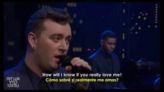 Download Lagu How will i Know - Sam Smith Subtitulada Espanol e ingles MP3