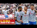 All the Angles   Jesse Lingard's late winner v West Ham   West Ham 1-2 Manchester United