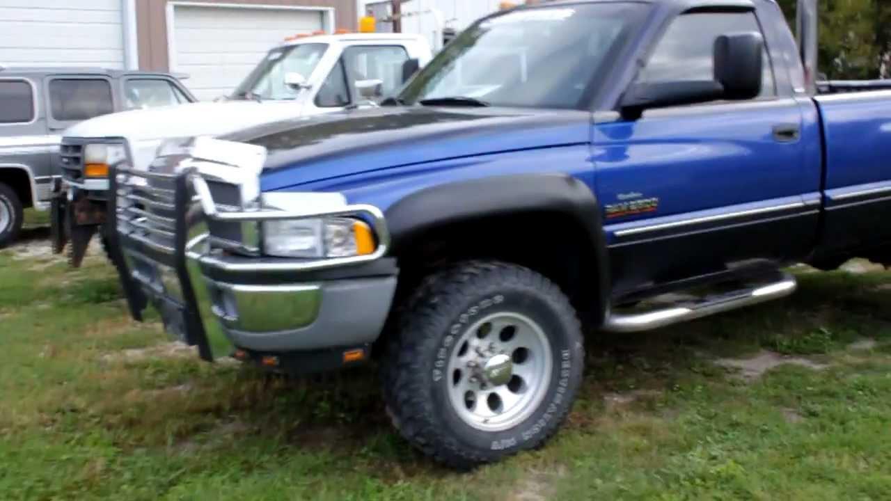 1995 Dodge Ram 2500 Cummins Turbo Diesel Truck