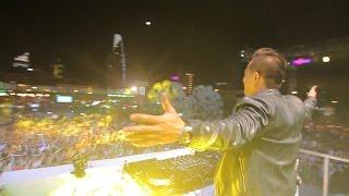 DJ Hoàng Anh @ VPBank Countdown 2016 - HCM
