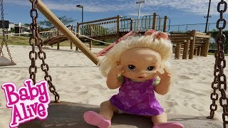 Download Video ROTINA DA TARDE.  Boneca Baby Alive Bia Bagunça | DisneySurpresa MP3 3GP MP4