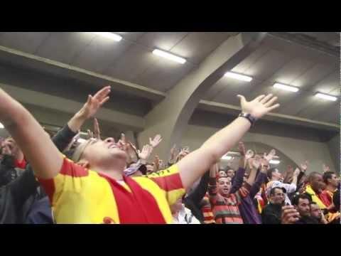 The Esperance Sportive de Tunis wins the African Soccer Champions League