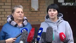 Заявление родственников Павла Устинова перед его освобождением из СИЗО — LIVE