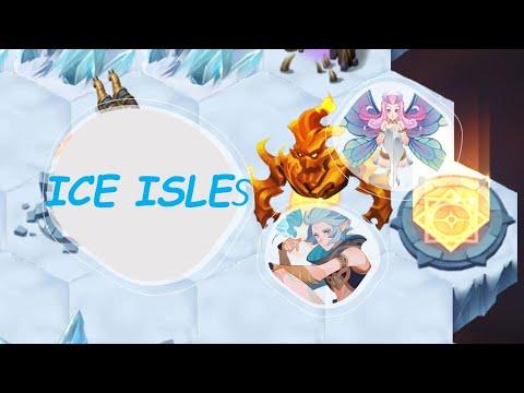 AFK Arena - Voyage of Wonders - Ice Isles |