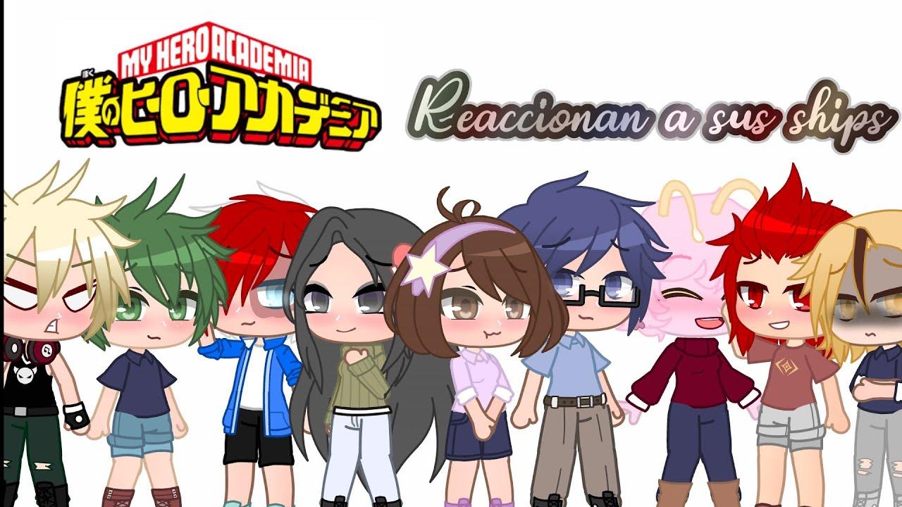 Download My Hero Academia reaccionan a sus ships / React to ships Gacha Club