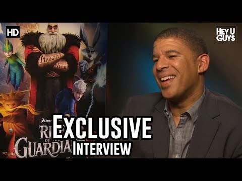 Peter Ramsey - Rise of the Guardians Exclusive Interview Mp3