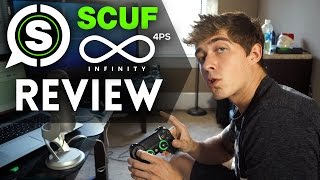 SCUF Controller Infinity 4PS - HONEST Review