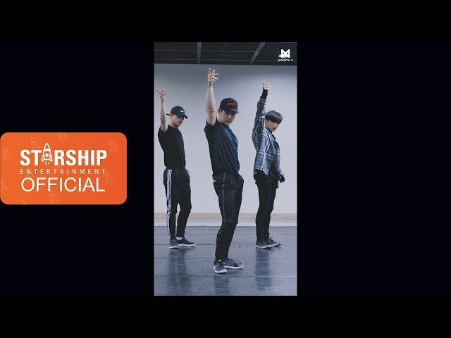 [WONHO][Dance Practice] 몬스타엑스 (MONSTA X) - 'JEALOUSY' Vertical Video