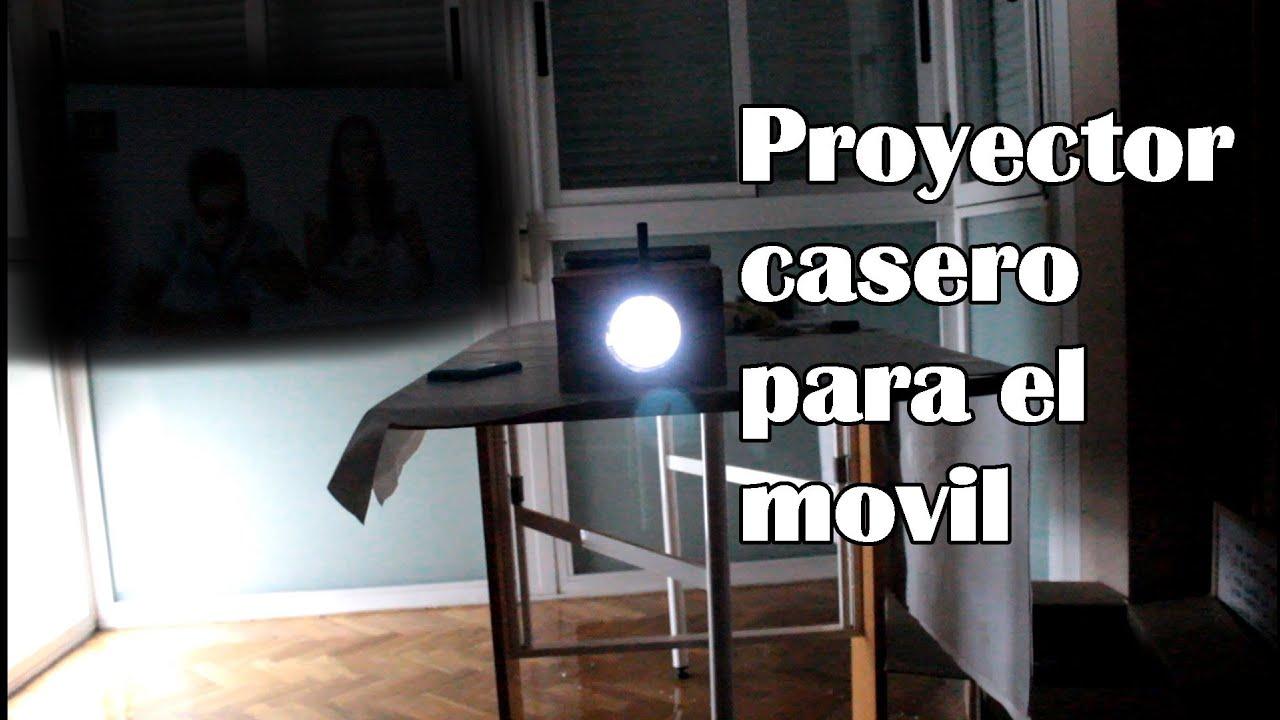 C mo hacer un proyector para el celular o el m vil for Proyectar tu casa