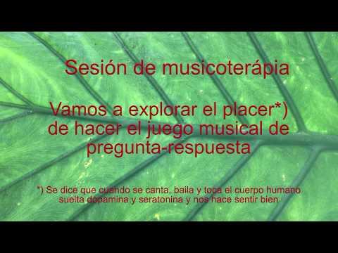 Musicoterápia Interactíva  -